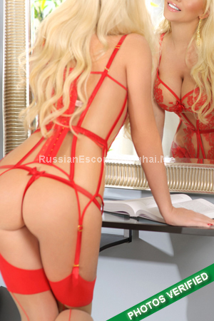beautiful blonde escorts Shanghai