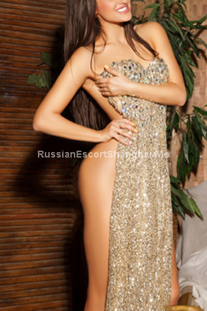 Russian escort model Beijing